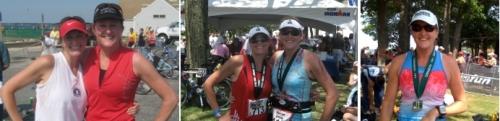 Craigville Sprint, Providence Ironman, Timberman Ironman