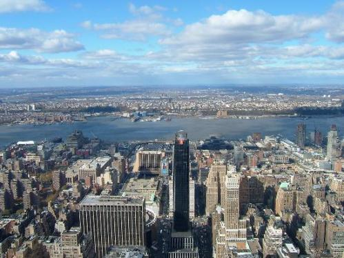 View-from-empire-state building