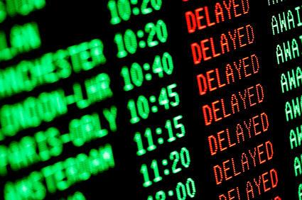 Delayed Flights....