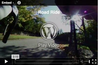 Road Ride Videos