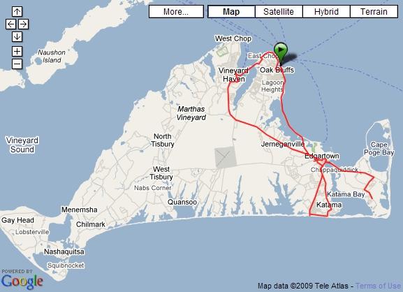 Tour Of Martha S Vineyard The Bike N Fool S Weblog