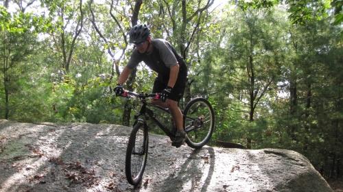 Rock Ride...
