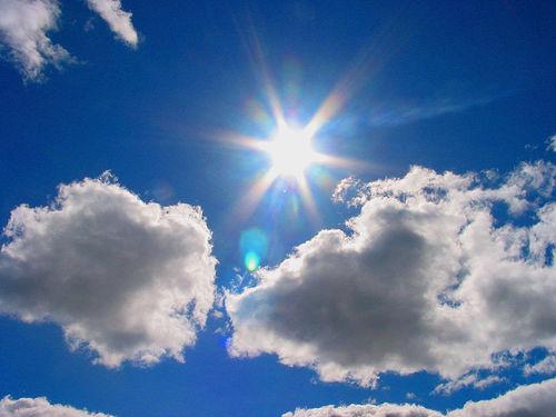 Sun is a must...